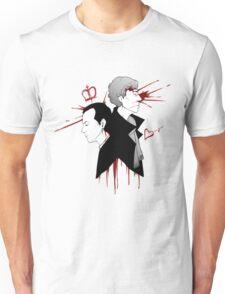 BBC Sherlock - The Reichenbach Fall Unisex T-Shirt
