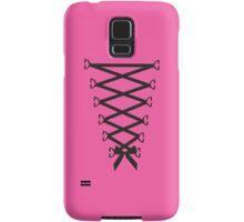 Corset Ribbon Samsung Galaxy Case/Skin
