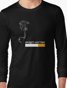 Looking for Alaska | Straight and Fast. Long Sleeve T-Shirt