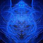 ©NLE-DA Alien Of Light Avatar by OmarHernandez