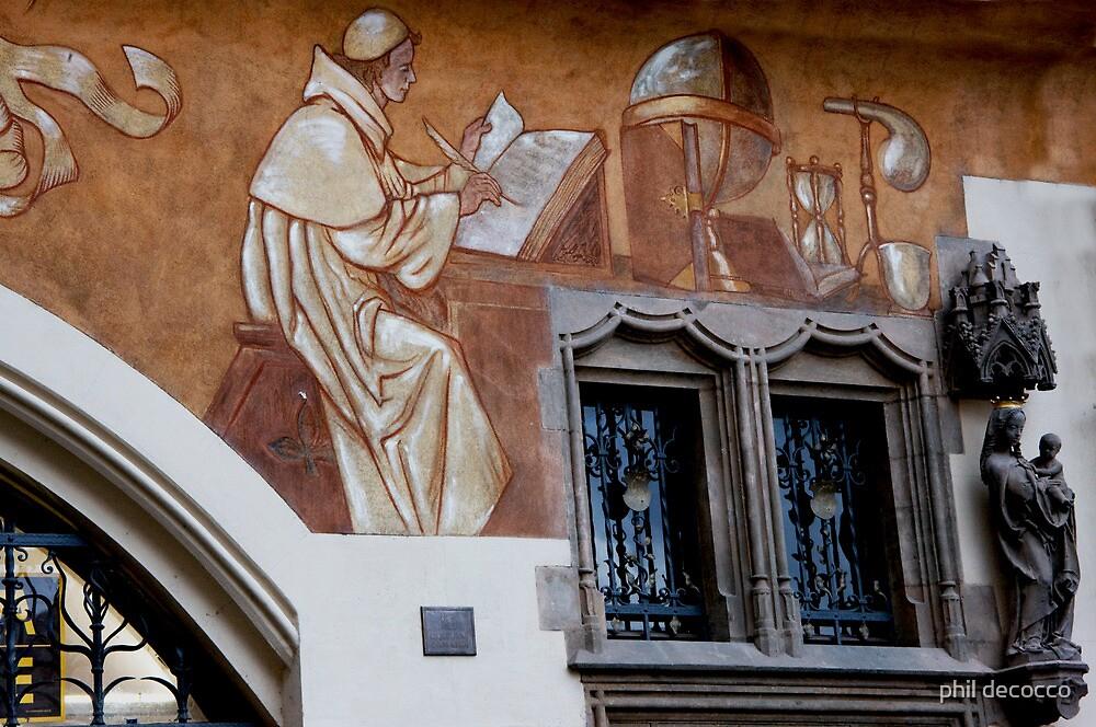 Scriptorium by phil decocco