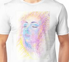 Di Sole e D'azzuro (Of Sun and Blue) Unisex T-Shirt