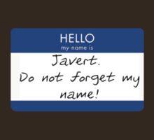 Javert by LokiLaufeyson