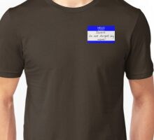 Javert Unisex T-Shirt