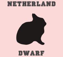 Netherland Dwarf One Piece - Short Sleeve