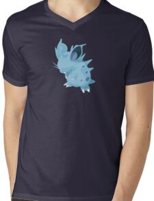 Nidoran Mens V-Neck T-Shirt