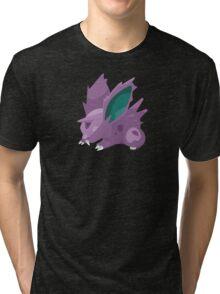 Nidoran Tri-blend T-Shirt