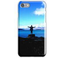 New Zealand Shadow Mountain iPhone Case/Skin