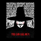 Words with V for Vendetta by gleviosa