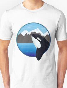 Framed Orca T-Shirt