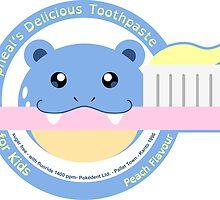 spheal's toothpate by Alex Magnus