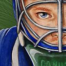 Cory Schneider by Sarah  Mac