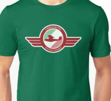 Crimson Pig Unisex T-Shirt