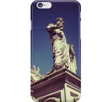 Pius IX Statue - Vatican City iPhone Case/Skin