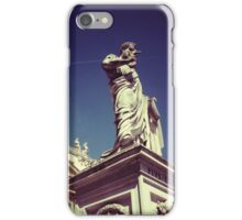 Pius IX Statue - Vatican City iPhone Case/Skin