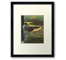 Classic encounter  Framed Print