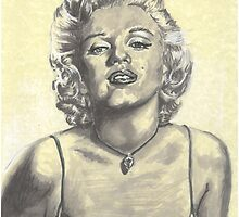 Marilyn by tonito21