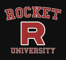 Rocket University by dbizal