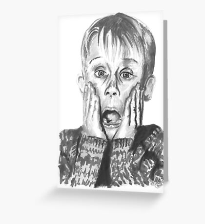 Im Not Afraid Anymore Greeting Card