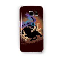 Super Smash Bros. Black Duck Hunt Silhouette Samsung Galaxy Case/Skin