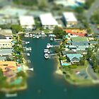 Surfers Paradise - tilt shifted by PhotosByG