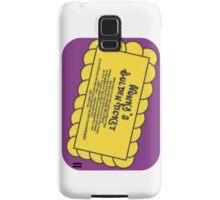 I've Got A Golden Ticket Samsung Galaxy Case/Skin