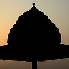 A Dome in Morning by Gaurav Negi
