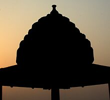A Dome in Morning by gaurav0410