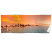 Henley beach Jetty- 2 Poster