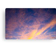 Rover Sky Canvas Print