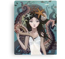 Sea Treasure Canvas Print
