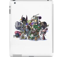 Final Fantasy Pokemon Collection Group Set 1 iPad Case/Skin