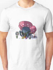 Final Fantasy - Vileplume Chemist T-Shirt