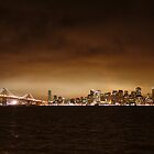 San Francisco by night by kurtolo