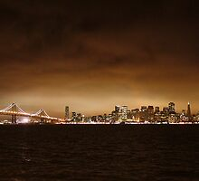 San Francisco by night by kurtolo