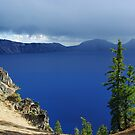 Crater Lake, Oregon by Claudio Del Luongo