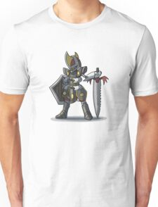 Final Fantasy - Bisharp Warrior Unisex T-Shirt