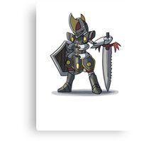 Final Fantasy - Bisharp Warrior Canvas Print