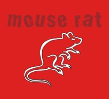 Mouse Rat Baby Tee