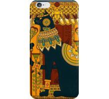 Ancient Egypt cat iPhone Case/Skin