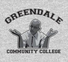 Greendale Community College - Dean Pelton One Piece - Long Sleeve