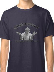 Greendale Community College - Dean Pelton Classic T-Shirt