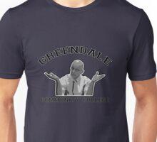 Greendale Community College - Dean Pelton Unisex T-Shirt
