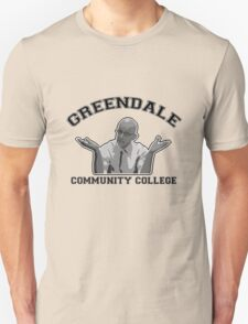 Greendale Community College - Dean Pelton T-Shirt