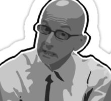 Greendale Community College - Dean Pelton Sticker