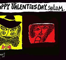 Happy Valenties Day . Shalom - A Dank Ojch Zejer ! was featured in ♥ Artists Universe ♥ by © Andrzej Goszcz,M.D. Ph.D