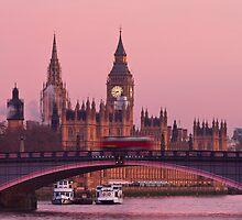 Houses of Parliament by jonybakery