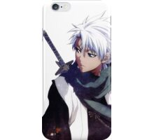 Toshiro Bleach iPhone Case/Skin