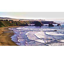 Beautiful California Coastline Photographic Print