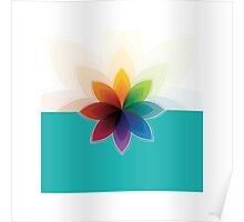 c flower Poster